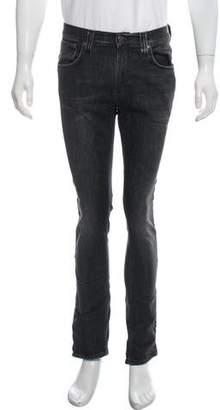 Nudie Jeans Tape Ted Skinny Jeans