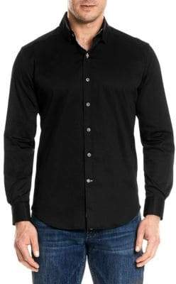 Robert Graham Caruso Button-Front Shirt