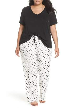 PJ Salvage I Heart Sleep Pajamas (Plus Size)