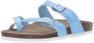 Madden-Girl Women's BRYCEEE Slide Sandal M US