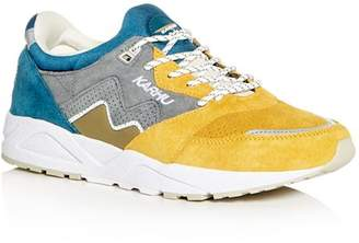 Karhu Men's Aria Suede Lace Up Sneakers
