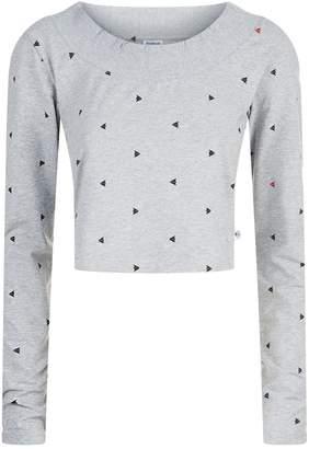Reebok Arrow Cropped T-Shirt