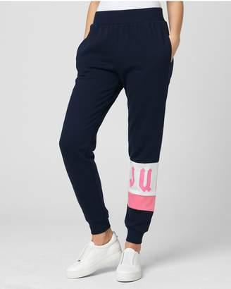 930c3ea4f9 Juicy Couture COLOR BLOCK FLEECE TRACK PANT
