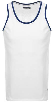 Calvin Klein Blanko Vest T Shirt White