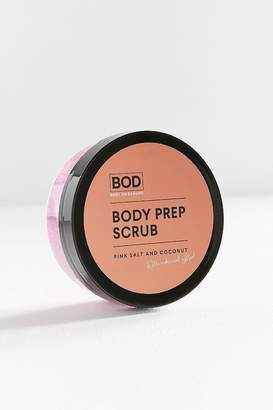 Body On Demand Body Prep Body Scrub