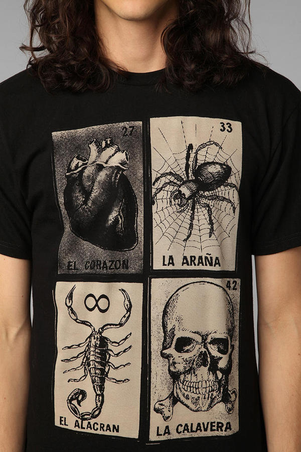 Loteria Cards Tee
