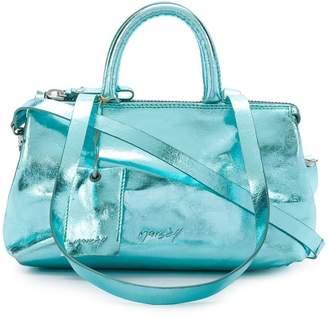Marsèll metallic zipped shoulder bag