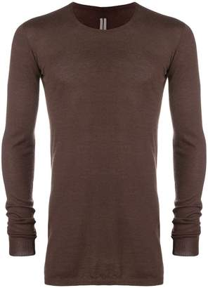 Rick Owens 100% cashmere sweater