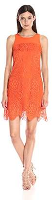 Trina Turk Women's Emerson Gypsetter Lace Sleeveless Dress $169.94 thestylecure.com