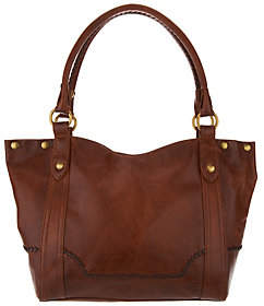 Frye Leather Melissa Whipstitch Shoulder Bag