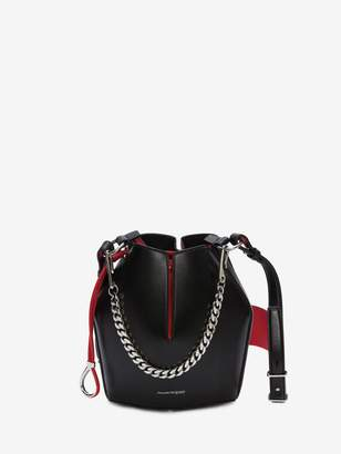 Alexander McQueen Small Bucket Bag