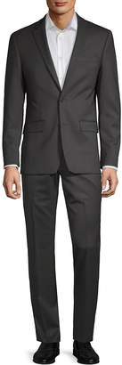 John Varvatos Men's Notched-Lapel Suit