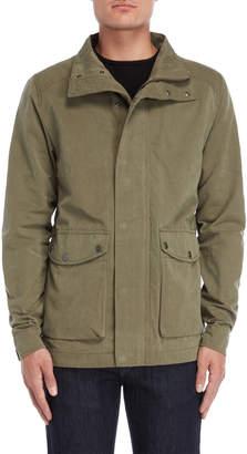 Parka London Olive Green Field Jacket