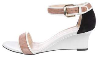 Aquatalia Queena Wedge Sandals