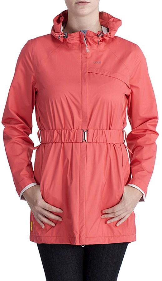 Lole Stratus Belted Jacket - Waterproof (For Women)