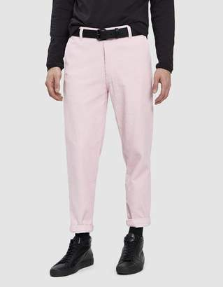Dickies Construct Straight Slim Corduroy in Powder Pink