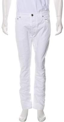 Isaia Five-Pocket Slim Jeans