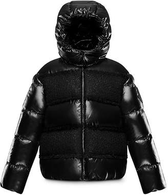 Moncler Unisex Elbe Puffer Jacket - Big Kid