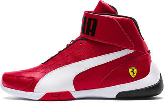 Ferrari Kart Cat Mid III High Tops