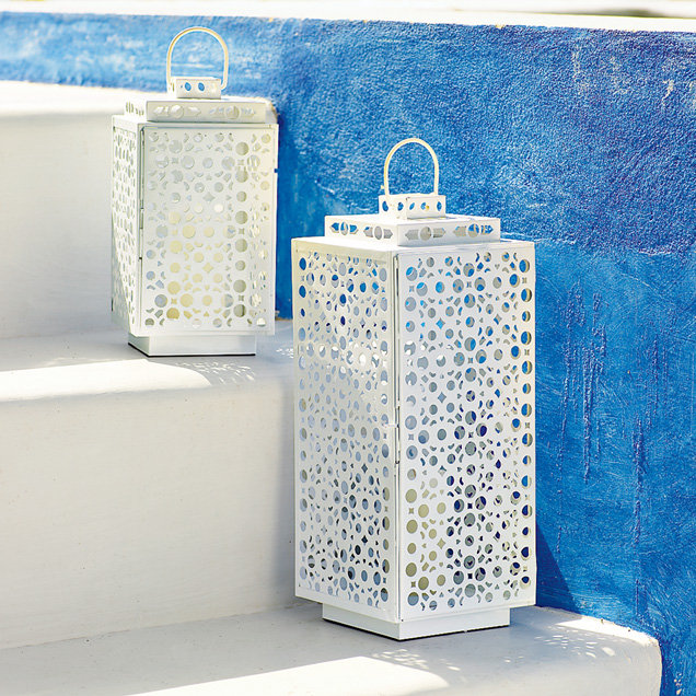 Perforated Lanterns