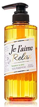 aerie (エアリー) - KOSE コーセー ジュレーム リラックス シャンプー ノンシリコン ボタニカル ケア (バウンス & エアリー) やわらかい髪用 ポンプ 500mL