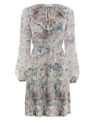 Zimmermann Fleeting Folds Dress