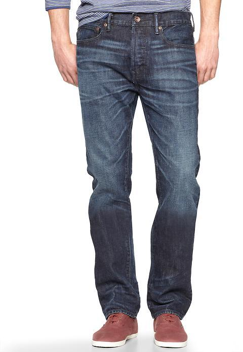 Gap 1969 Original Fit Jeans (savannah Wash)