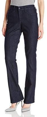NYDJ Women's Petite Billie Mini Bootcut Jean in