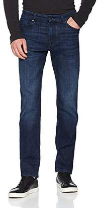 BOSS Casual Men's Maine Bc-p Straight Jeans,W34/L30