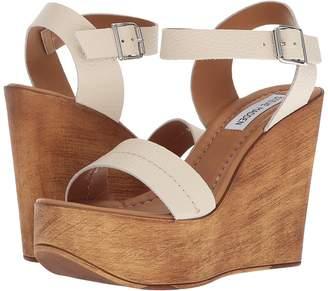 Steve Madden Belma Wedge Sandal Women's Shoes