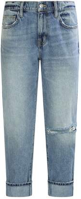 Current/Elliott Current Elliott The Fling High-Waist Jeans