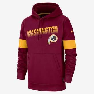 Nike Men's Hoodie Therma (NFL Redskins)