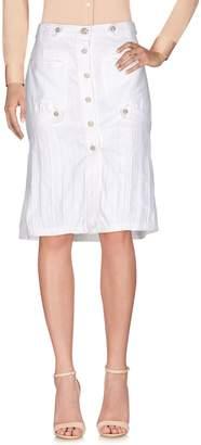 Byblos Knee length skirts