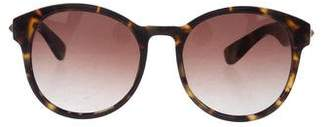 Anine Bing Oversize Gradient Sunglasses