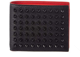 Christian Louboutin Coolcoin Leather Bifold Wallet