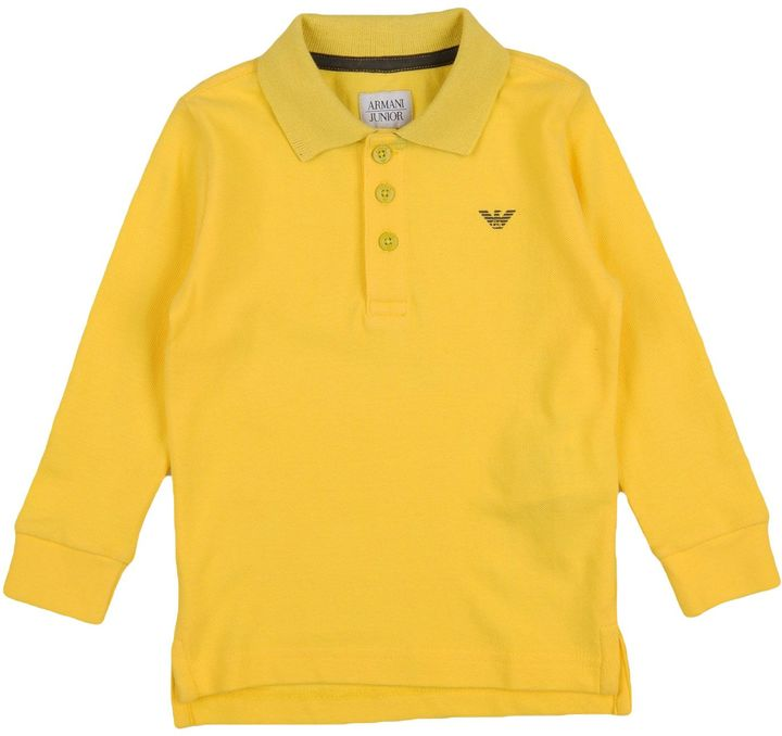 Armani Junior ARMANI JUNIOR Polo shirts