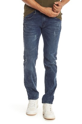 """X-Ray Xray Distressed Skinny Fit Jeans - 30-32"""" Inseam"""