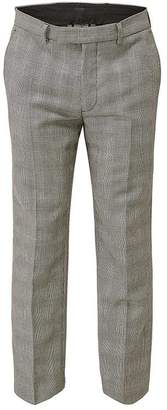 Pretty Green Prince Of Wales Tailored Trouser