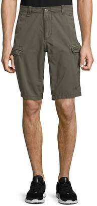 Jet Lag Jetlag Men's Embroidered Cargo Shorts