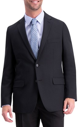 Haggar Men's Active Series Classic-Fit Suit Jacket