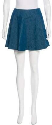 Opening Ceremony Denim Mini Skirt w/ Tags