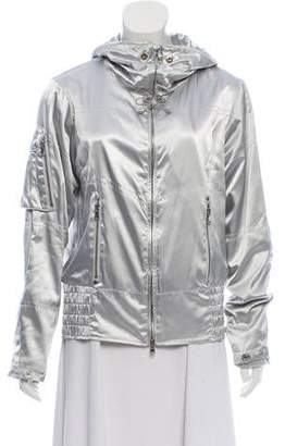 Ralph Lauren Metallic Bomber Jacket