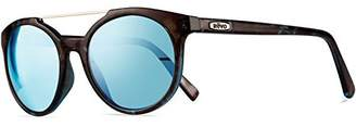 Revo Unisex RE 1041 Aston Round Polarized UV Protection Sunglasses