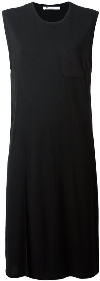 Alexander Wang T By Alexander Wang sleeveless dress