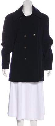 Christian Dior Double-Breasted Coat