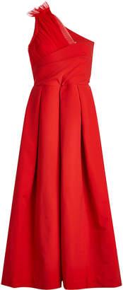 Preen by Thornton Bregazzi Ted Edie Asymmetric Dress