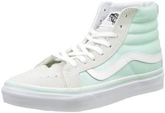 896f4e3547 Vans Women s Sk8-hi Slim Hi-Top Sneakers 3.5 UK