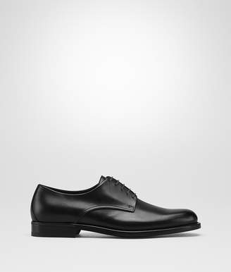 Bottega Veneta NERO CALF LEONHARD SHOE