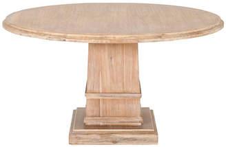 One Kings Lane Willis Dining Table - Stonewash