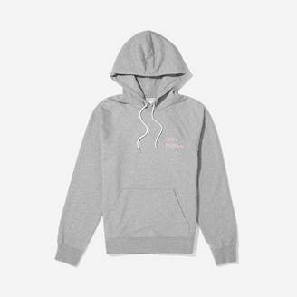 Everlane The 100% Human Unisex French Terry Sweatshirt in Small Print